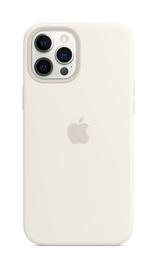 Dėklas silikoninis iPhone 12 Pro max balta