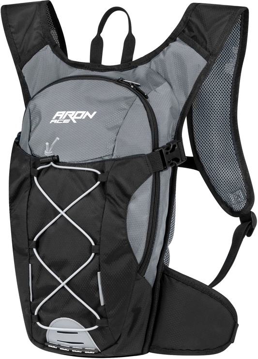 Рюкзак Force Aron Ace Backpack 10l Grey/Black