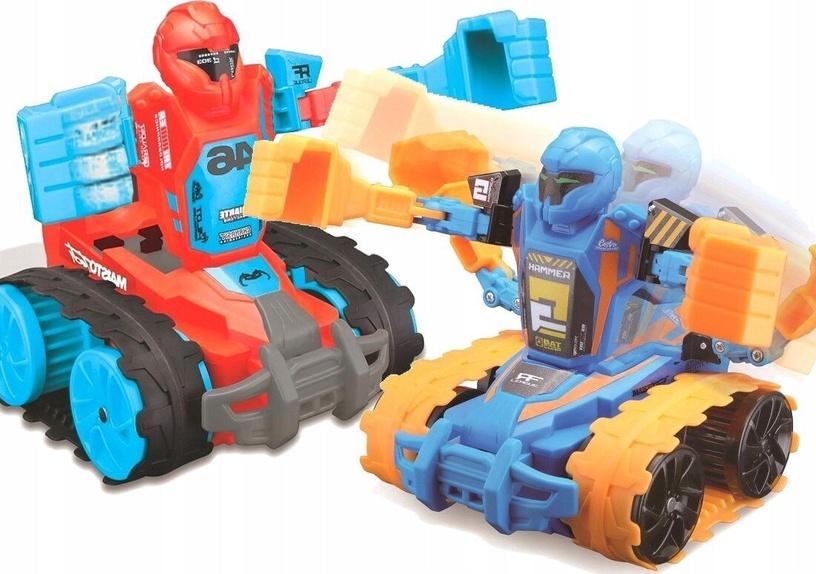 Игрушечный робот Maisto Robo Fighters