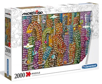 Clementoni Puzzle Mordillo The Jungle 2000pcs 32565