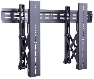 "Multibrackets Wall Mount 40-70"" Black"