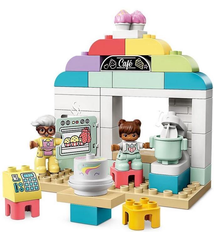 Konstruktorius LEGO® Town 10928 Kepykla