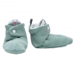 Lodger Slipper Ciumbelle Soft baby slippers 3-6m Silt Green
