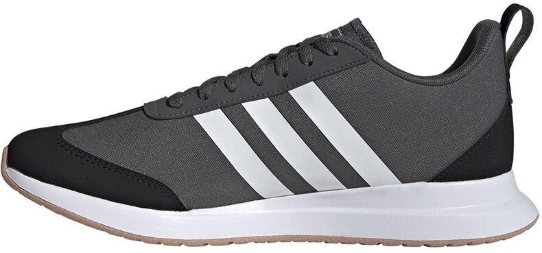 Sieviešu sporta apavi Adidas Run60s, melna/pelēka, 40
