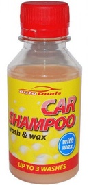 AutoDuals Car Shampoo with Wax 100ml