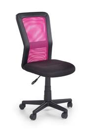 Bērnu krēsls Halmar Cosmo Black/Pink