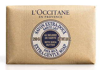 L´Occitane Shea Butter Extra Gentle Soap 250g