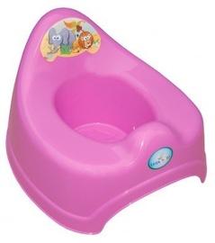 Детский горшок Tega Baby Safari PO-039, розовый