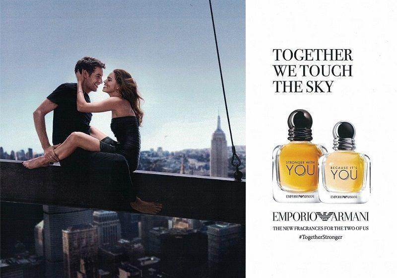 Набор для мужчин Giorgio Armani Emporio Armani Stronger With You 3pcs Set 132 ml EDT