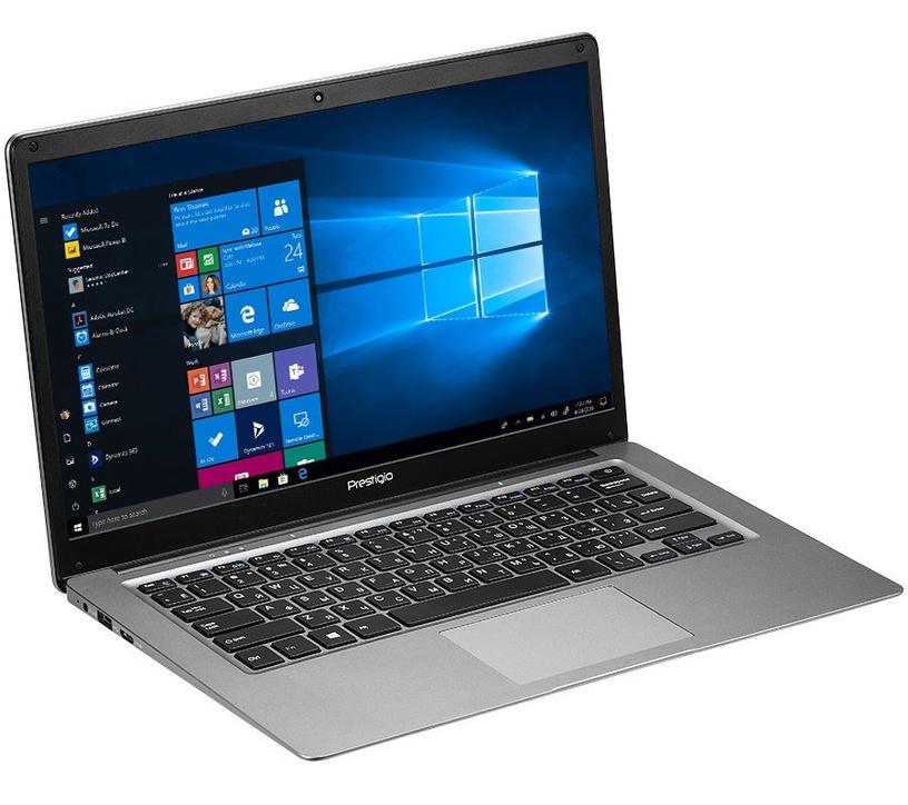 Prestigio SmartBook 141 C3 2/32GB W10H ENG/RU Dark Grey