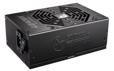 Super Flower Leadex 80 Plus Platinum PSU 1600W