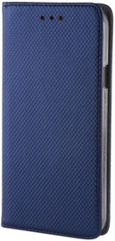 Forever Smart Magnetic Fix Book Case For Huawei P20 Lite Dark Blue