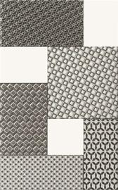 Keraminės dekoruotos plytelės Melby Inserto, 25 x 40 cm