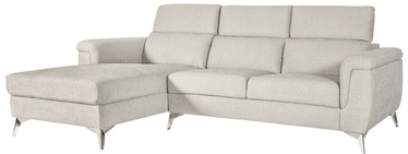 Home4you Corner Sofa Skandi LC Light Gray 20521