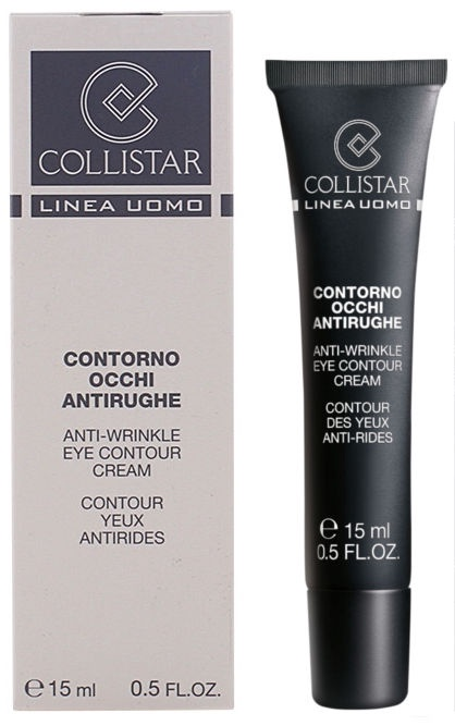 Collistar Men Eye Contour Cream 15ml