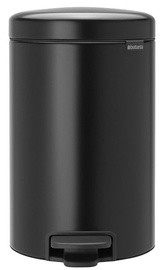 Brabantia NewIcon 12l Matt Black