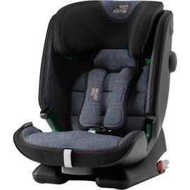 Автомобильное сиденье Britax Romer Advansafix I-size, синий/черный, 9 - 36 кг