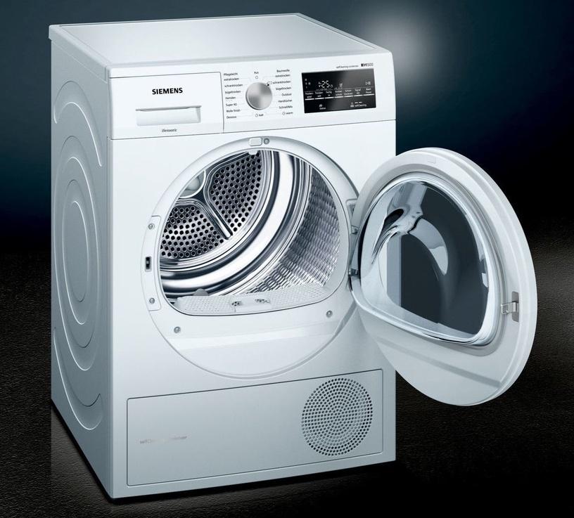 Džiovyklė Siemens iQ500 WT45W462