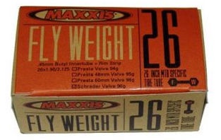 Maxxis Flyweight 26x1.50-1.75 SV/FV + Rim Tape