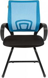 Klienditool Chairman 696 V TW Light Blue/Black