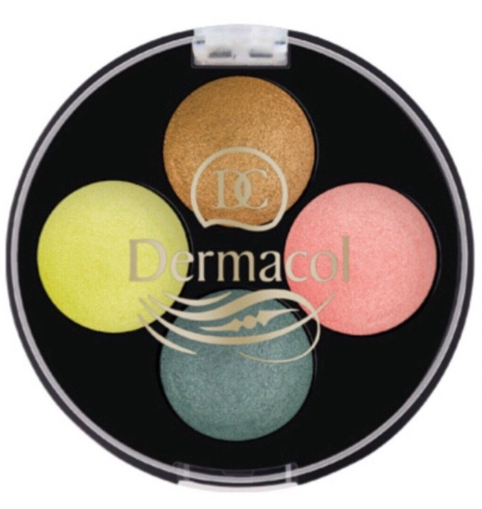 Dermacol Quattro Baked Eye Shadow 5g 06
