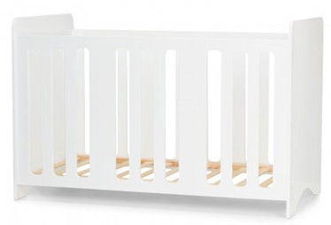 KinderKraft Stello Bed White