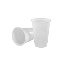 Vienreiz lietojamās plastmasas glāzes 200ml, 12gab.