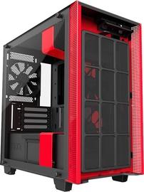 NZXT H400i Mini-Tower mATX Black/Red