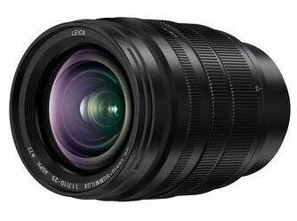 Panasonic Leica DG Vario-Summilux 10-25mm F1.7 ASPH Lens Black