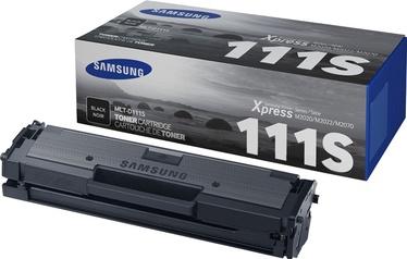 Lazerinio spausdintuvo kasetė Samsung MLT-D111S, juoda