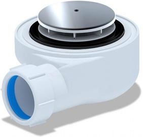 Ani Plast E451CEU Click-Clack Siphon White 40mm
