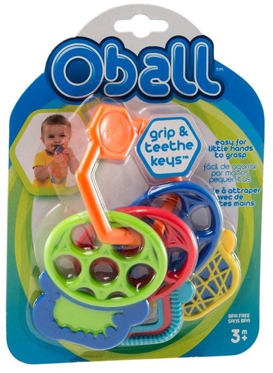 Oball Grip And Teethe Keys 81523