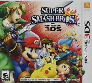 Игра Super Smash Bros 3DS