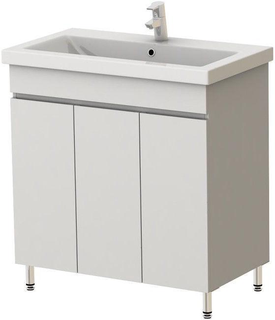 Шкаф для ванной Juventa Ariadna 80 Como 80 White