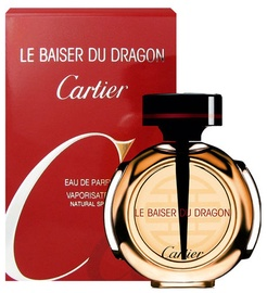 Cartier Le Baiser du Dragon 100ml EDP