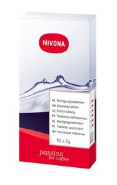 Kavos aparatų valymo tabletės NIVONA NIRT701