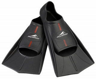 Fashy Aquafeel Training Fins 39/40 Black
