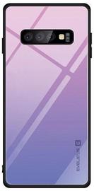 Evelatus Gradient Glass Back Case Samsung Galaxy A20 Bubble Gum
