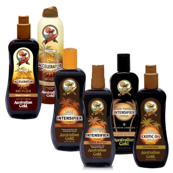 Australian Gold Acelerador Bronzing Dry Oil Spray 237ml