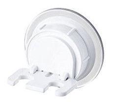 Ridder Toothbrush Holder Plastic White