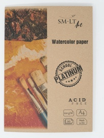 SMLT Watercolor Paper A4 20 Pages