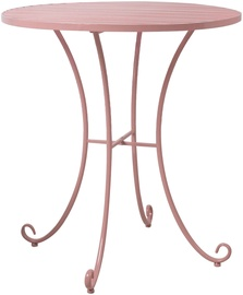 Home4you Rosy Garden Table Pink