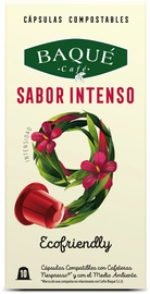 Кофе в капсулах Cafe Baque Sabor Intense, 0.05 кг, 10 шт.