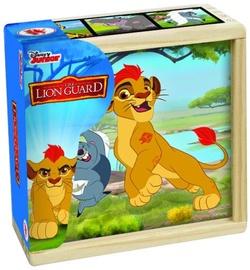 Brimarex Wooden Blocks Lion Watch 9pcs 1576262