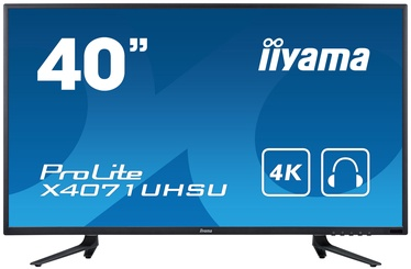 Monitorius Iiyama ProLite X4071UHSU-B1