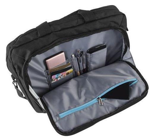 "Krepšys Natec Notebook Takin 15.6"", juodas"