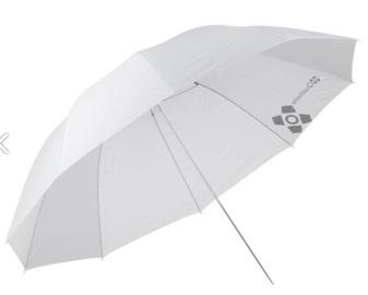 Quadralite Umbrella White Transparent 91cm