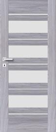 Полотно межкомнатной двери PerfectDoor EVIA 01, серый, 203.5 см x 84.4 см x 4 см