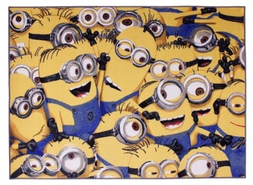Associated Weavers Carpet DM 03 Minions 0.95x1.33m Yellow