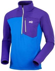Millet Technostretch Zip Blue/Purple XXL